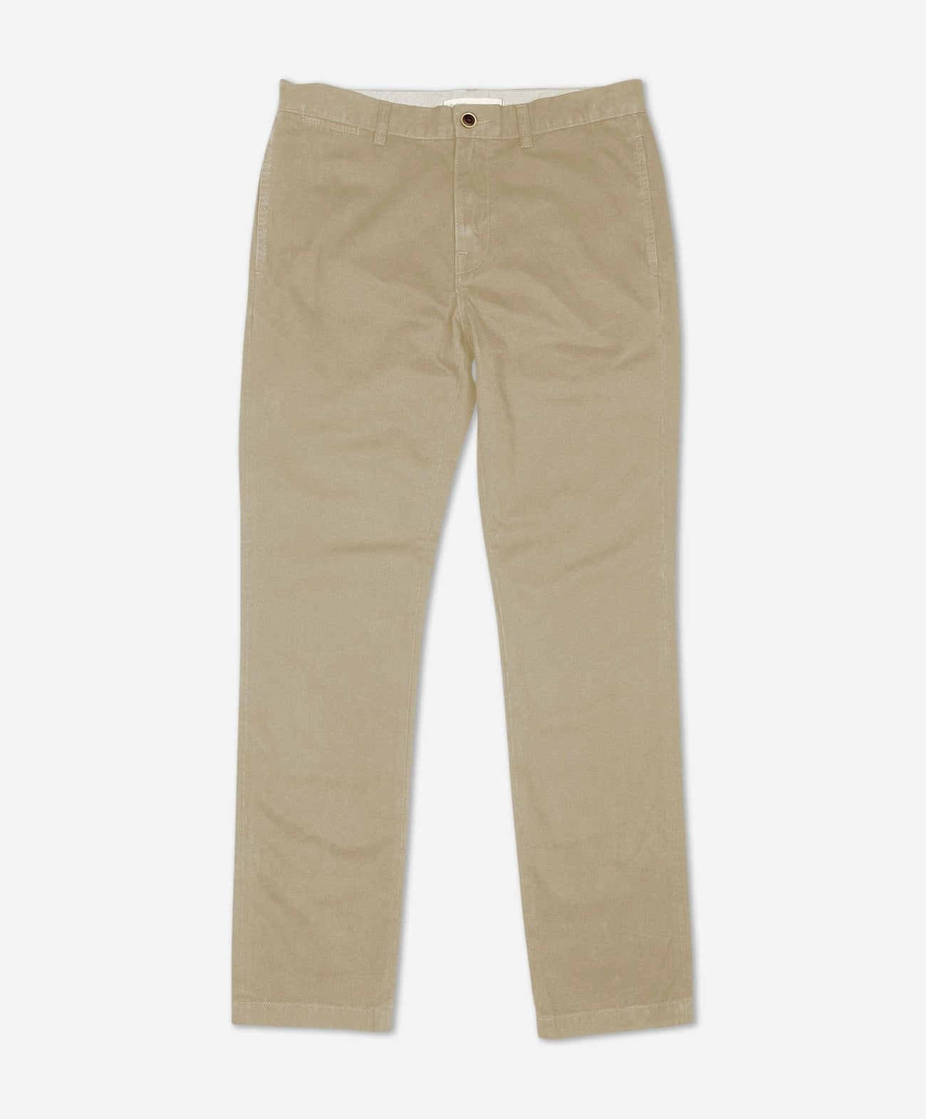 Modern Fit Chino - New Khaki
