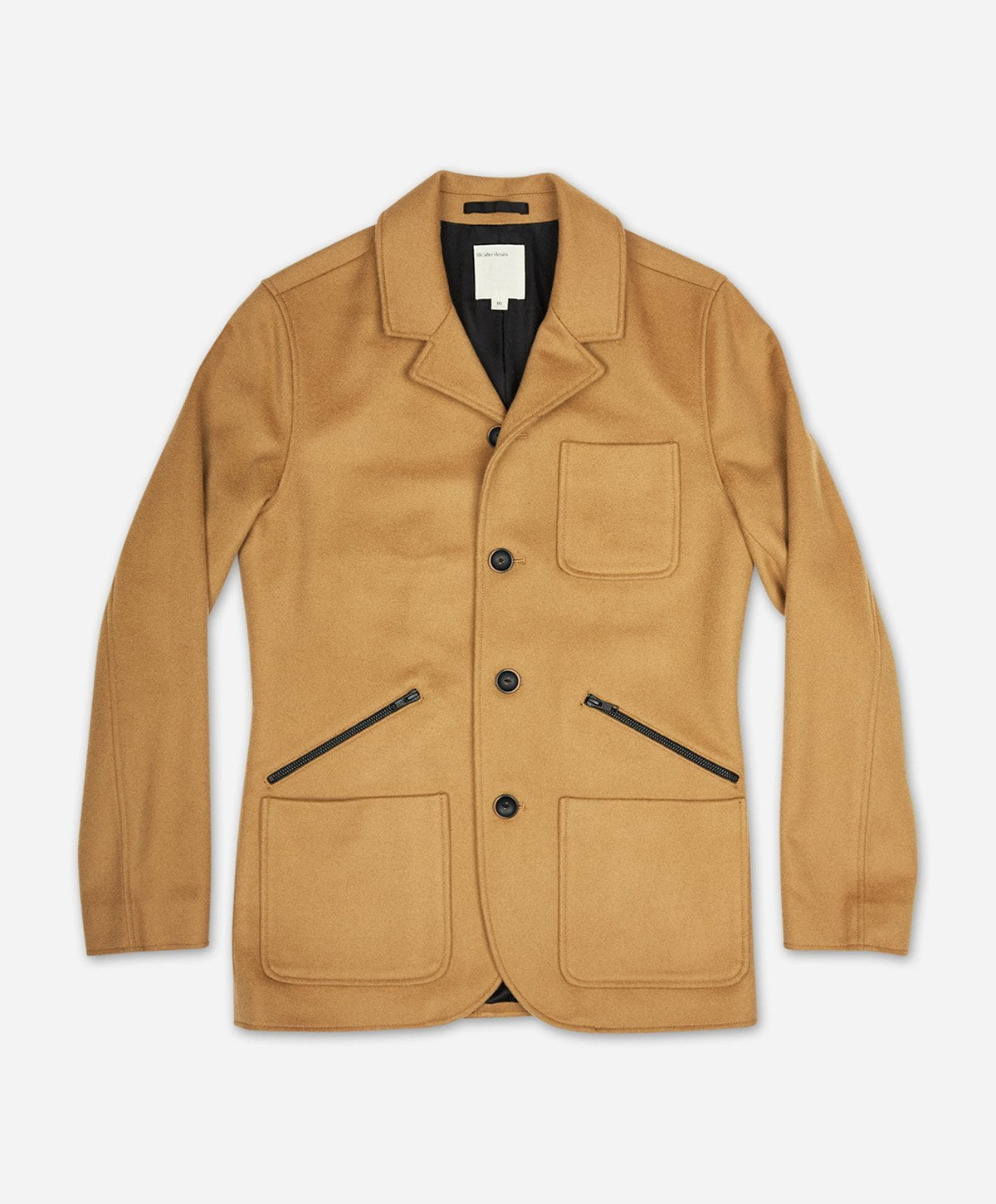 Modern Riding Coat - Chestnut