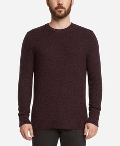 Montreal Wool Crew Sweater - Little Burgundy