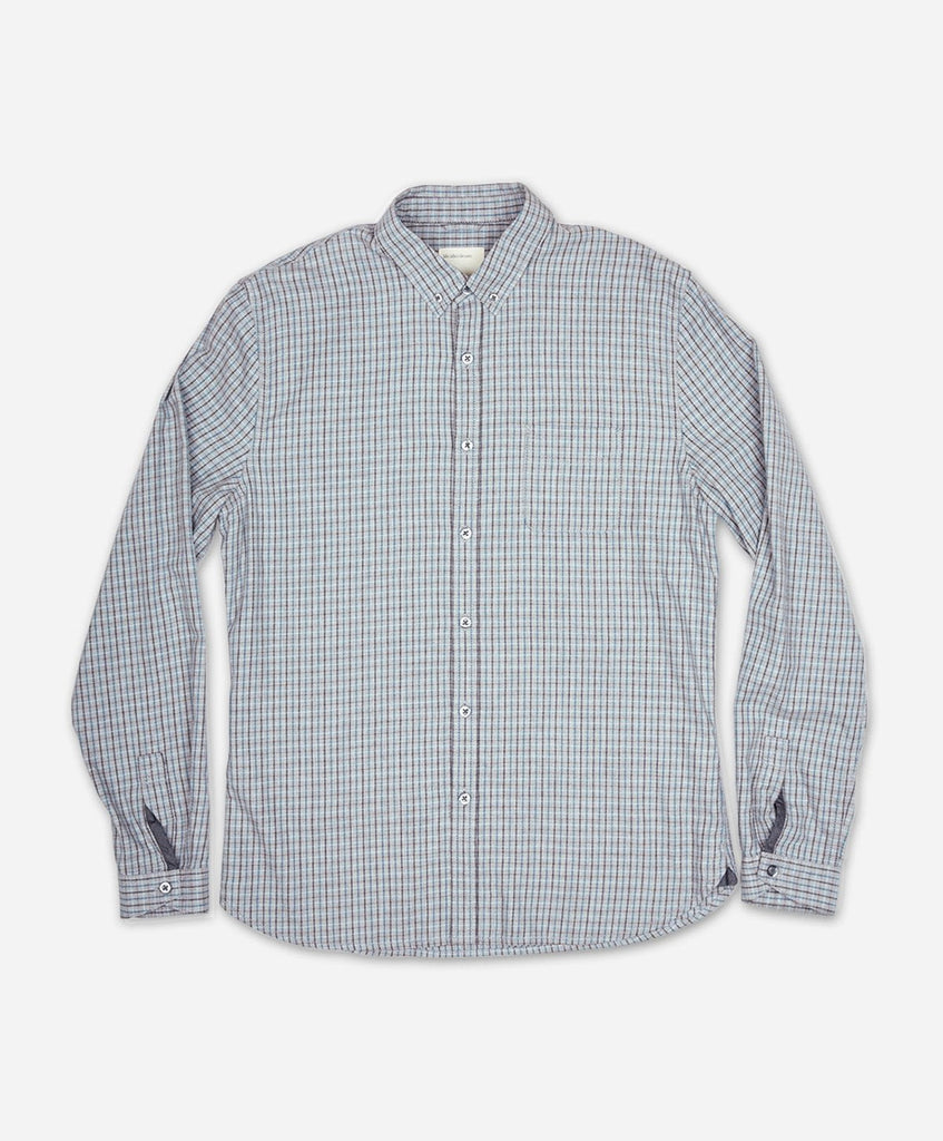 Nitty Griddy Shirt - Heather Grey