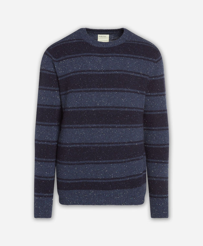 Nomad Crew Sweater - Navy