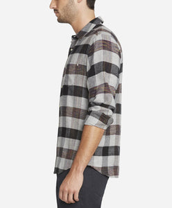 Northern Light Shirt - Heather Grey