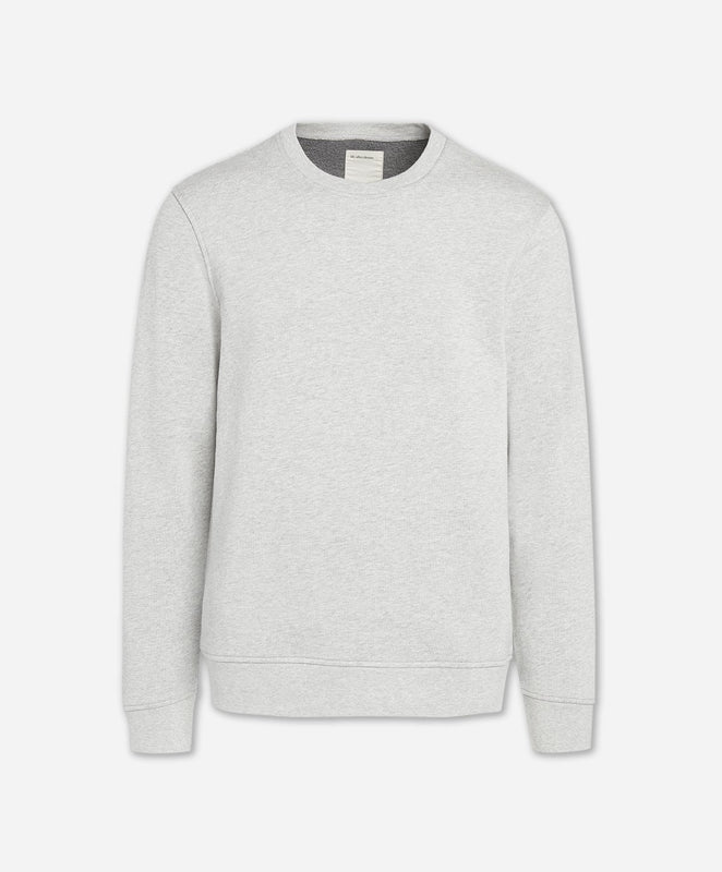 Ottawa Fleece Sweater - Light Heather Grey