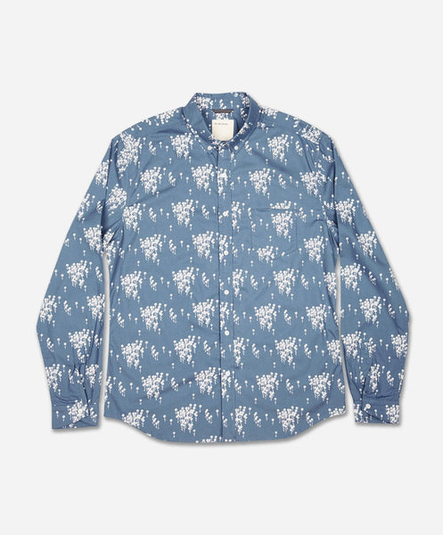 Oxeye Shirt - Light Blue
