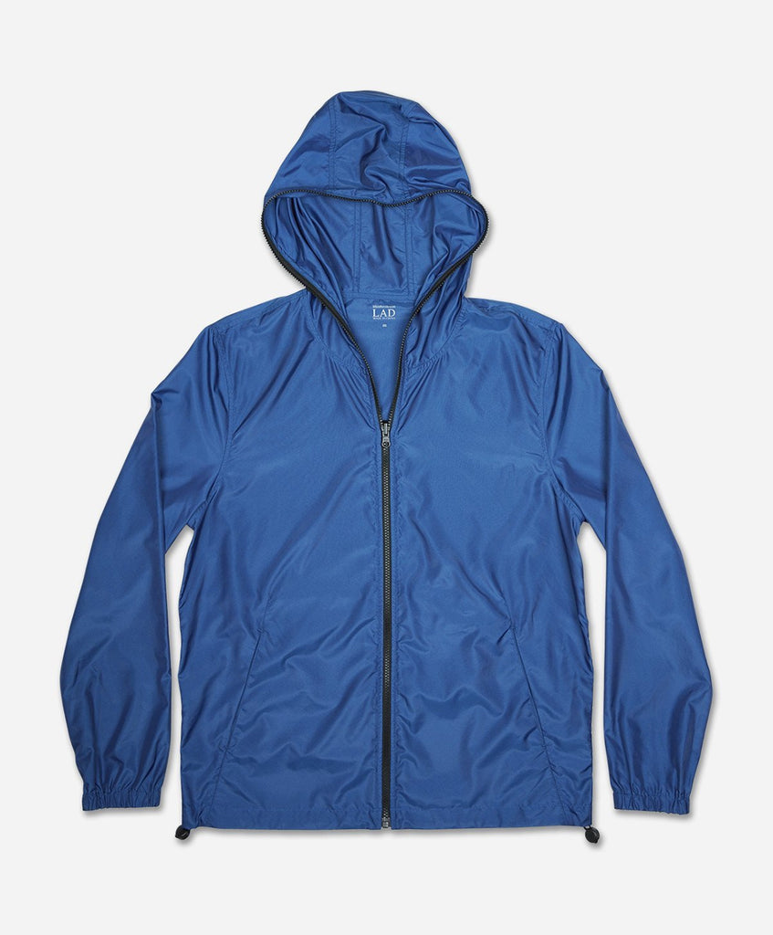 Packaway Jacket - Blue Marine