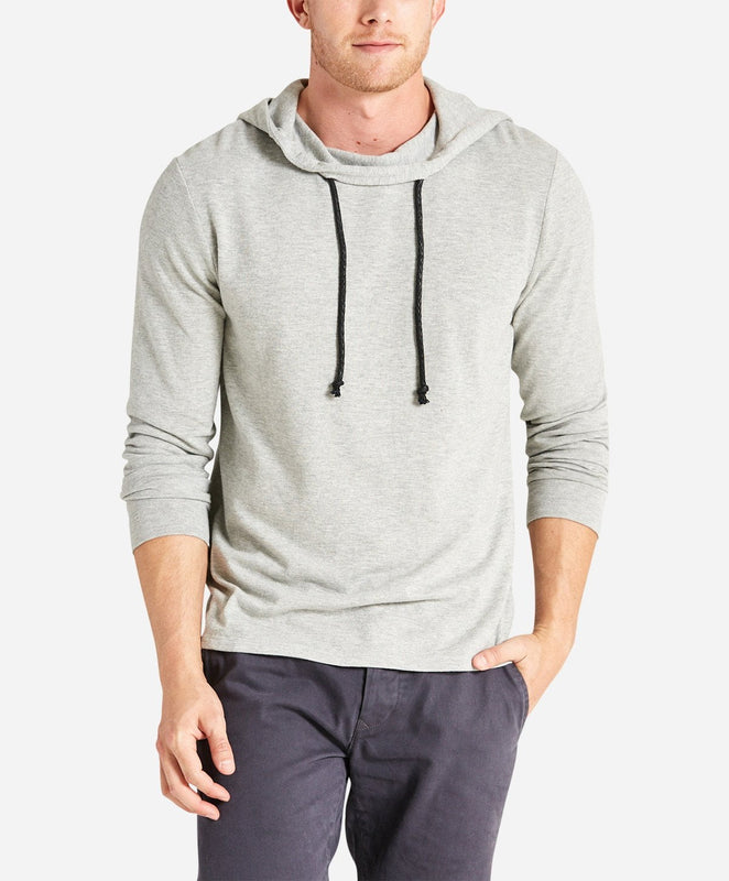 Palladium Hoodie - Heather Grey