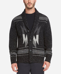 Phoenix Cardigan Sweater - Black