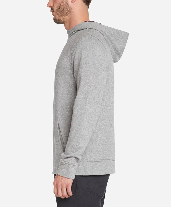 Poncho Hoodie - Heather Grey