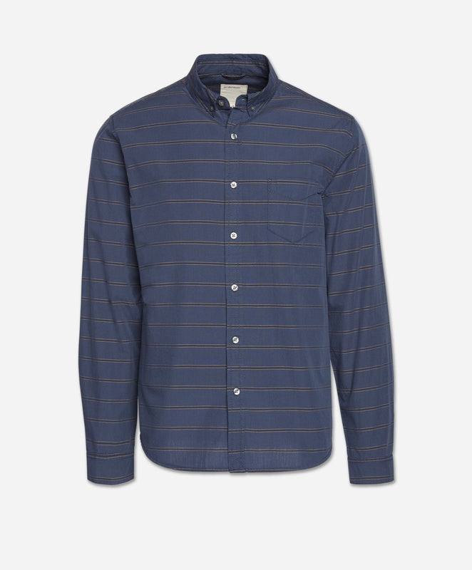 Princeton Shirt - Blue Blood