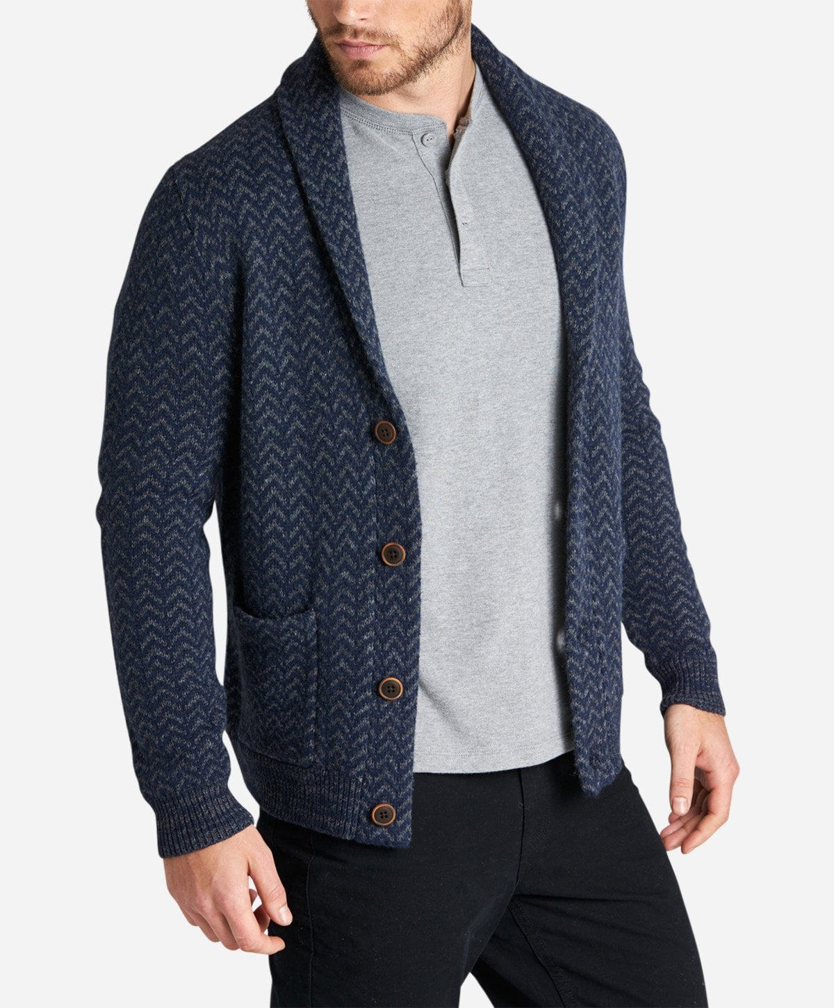 Ravenwood Cardigan - Navy