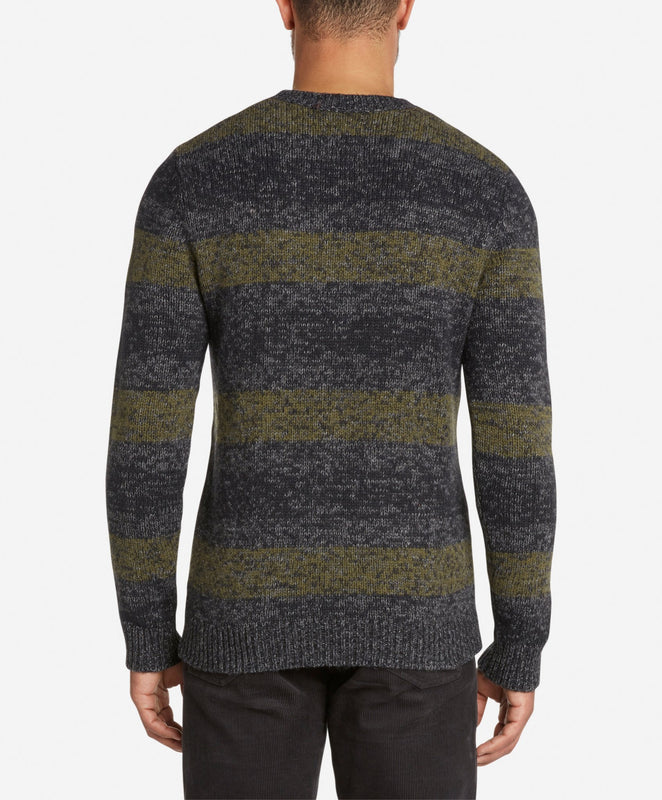 River Wool Crew Sweater  -  Willow