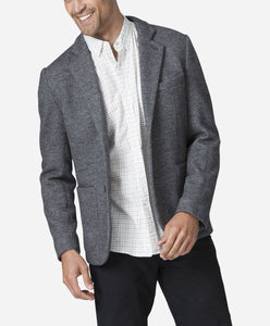 Rotsen Blazer - Heather Charcoal