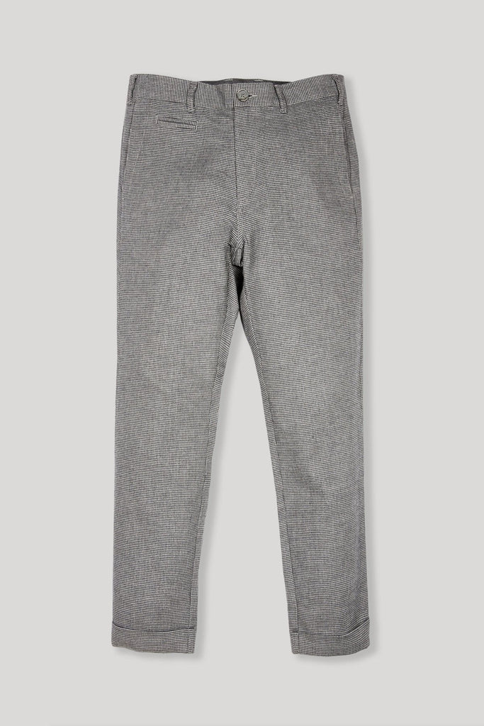 Ryder Trouser - Heather Charcoal