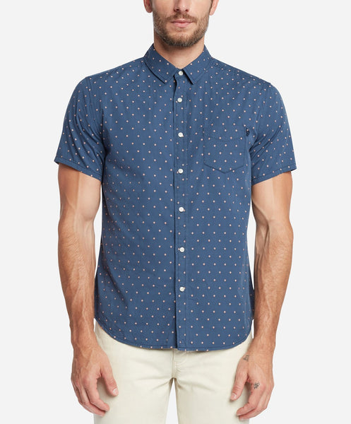 Alameda Short Sleeve Shirt - Blue Agave