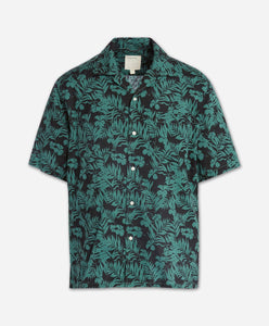 Short Sleeve Cozumel Shirt - Cactus