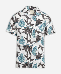 Short Sleeve Daintree Shirt - White