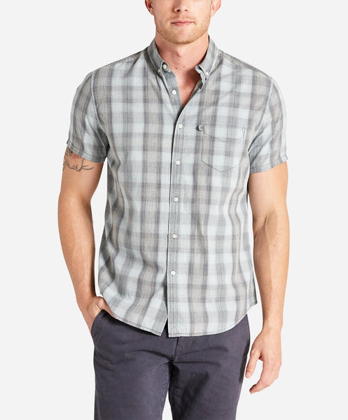 Echo Park Short Sleeve Shirt - Ice