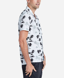 Short Sleeve Huntington Shirt - White
