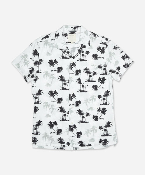Huntington Short Sleeve Shirt - White
