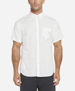 Short Sleeve Islander Shirt - White