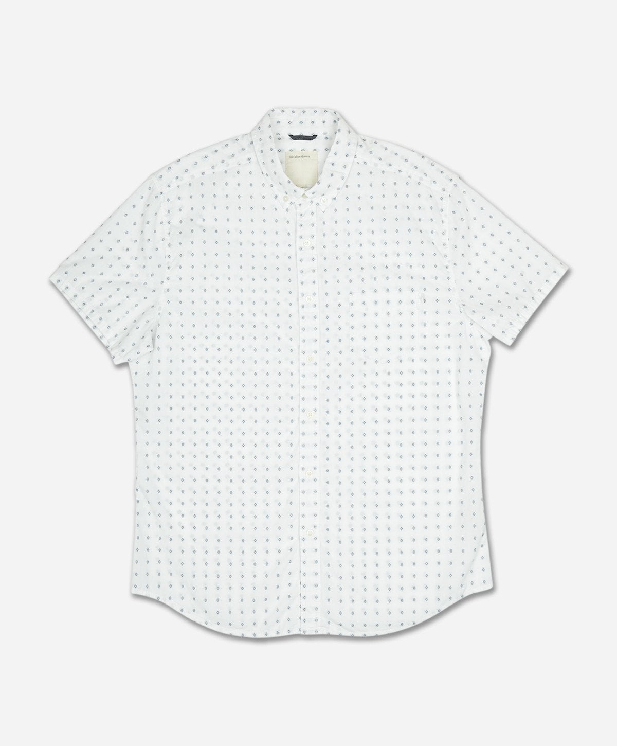 Outfield Short Sleeve Shirt - White