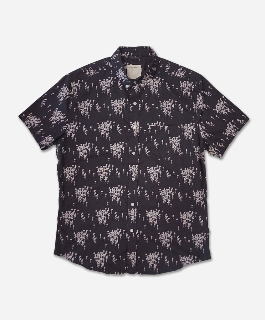 Oxeye Short Sleeve Shirt - Smog