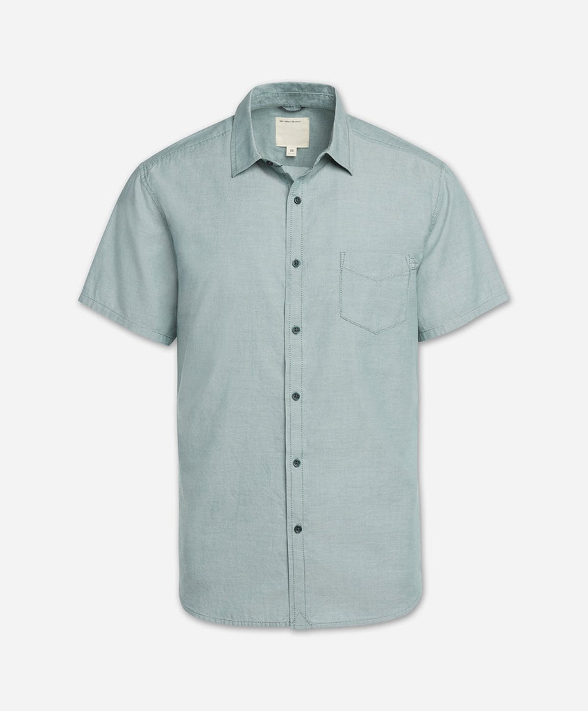 Oxford Short Sleeve Shirt - Cactus