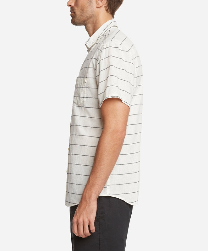 Short Sleeve Pacific Shirt - White