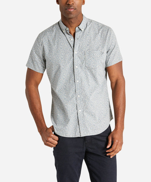 Rincon Short Sleeve Shirt - Smog