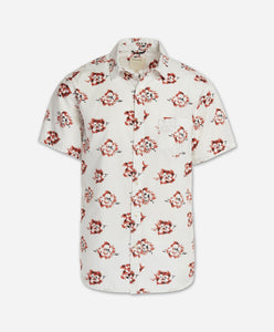 Short Sleeve Rosarito Shirt - White