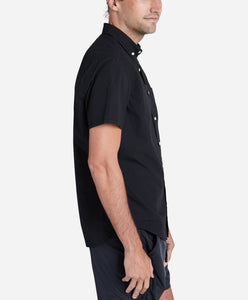 Silverlake Short Sleeve Shirt - Black