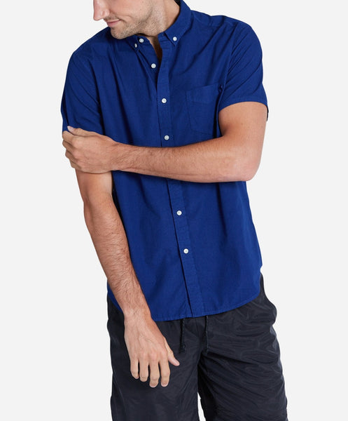 Silverlake Short Sleeve Shirt - Blue Marine