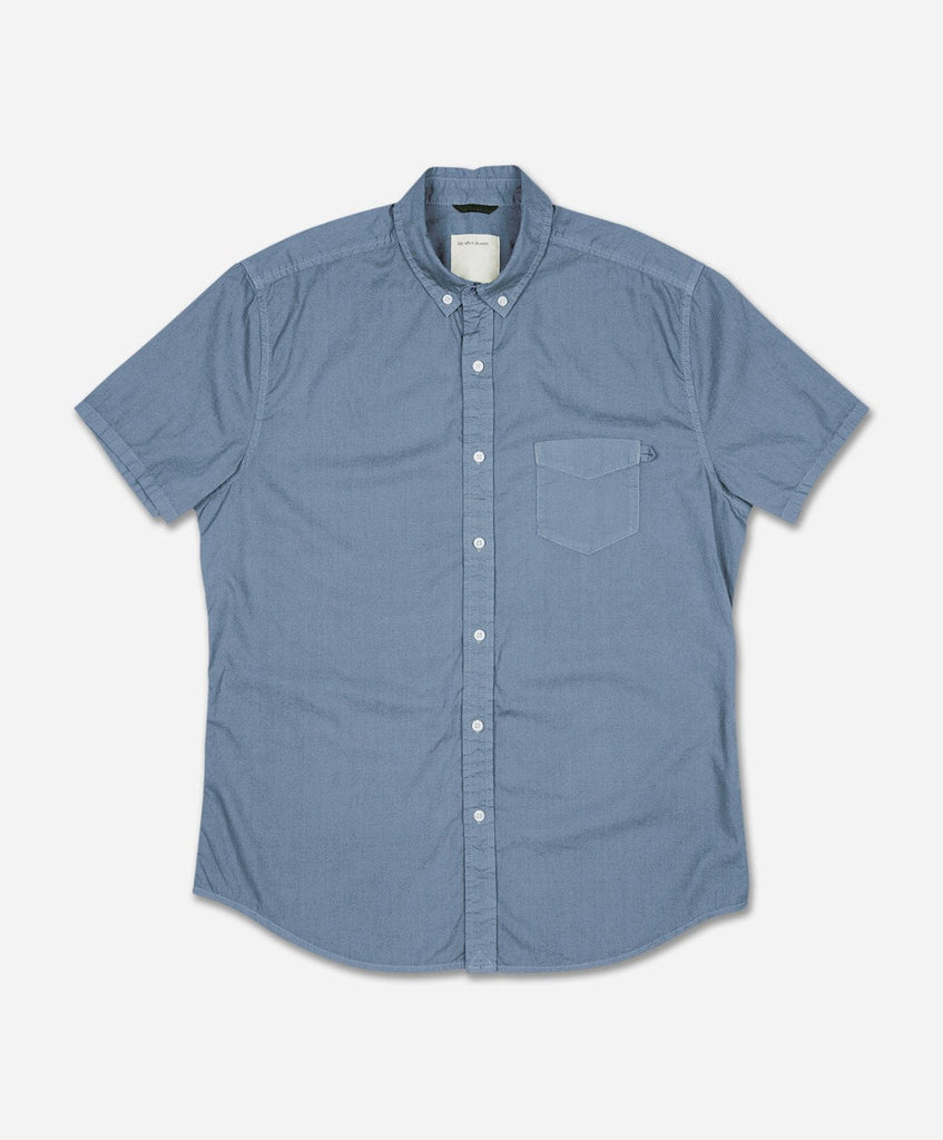 Silverlake Short Sleeve Shirt - Light Blue