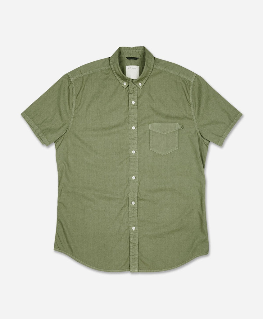 Silverlake Short Sleeve Shirt - Olive Drab