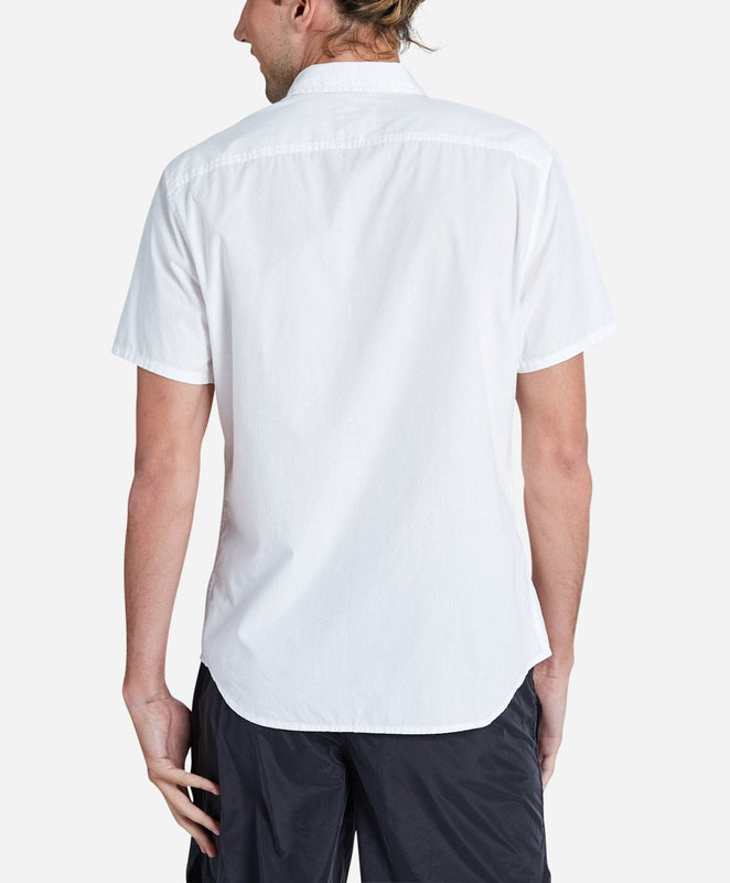 Silverlake Short Sleeve Shirt - White