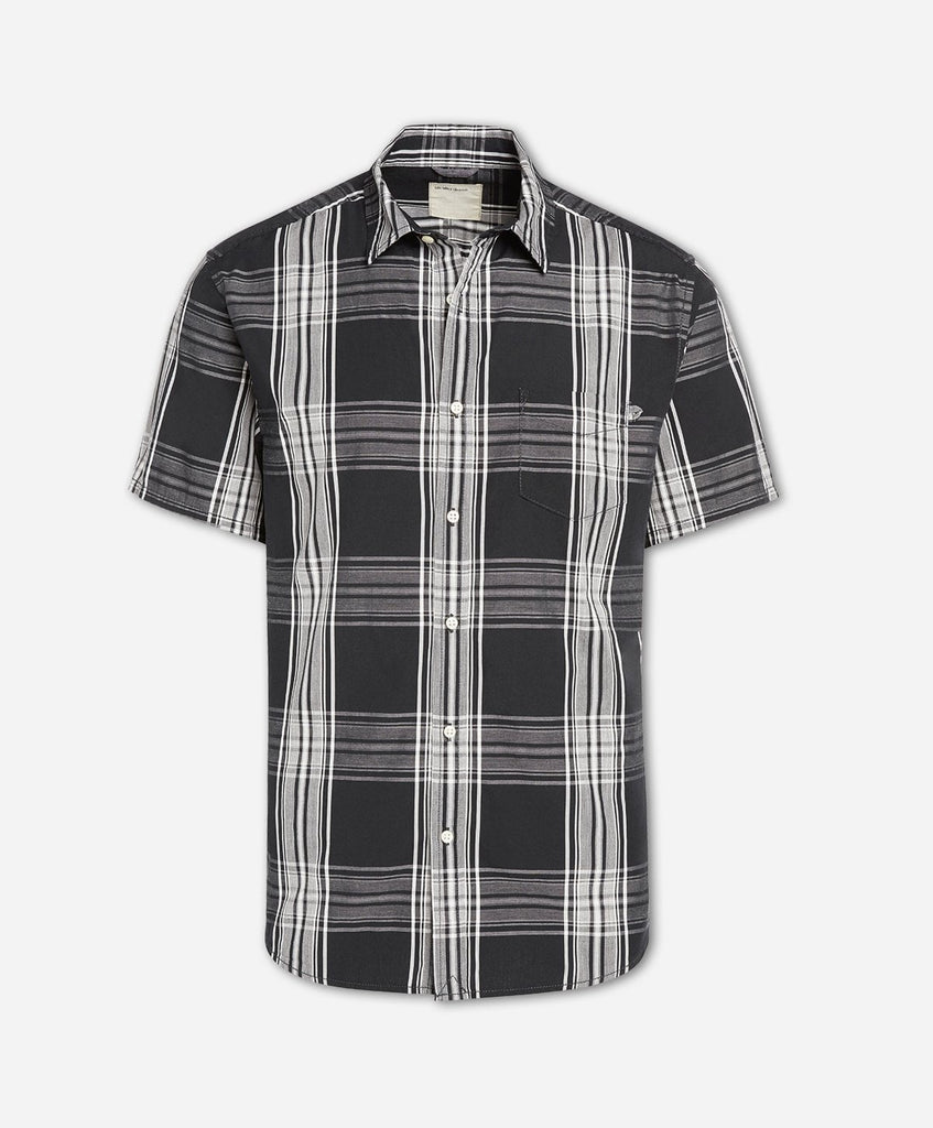 Toluca Short Sleeve Shirt - Black