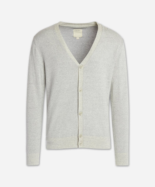 San Juan Cardigan - Heather Sand
