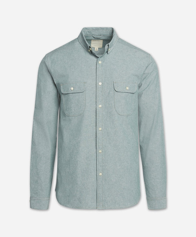 Scout Chambray Shirt - Cactus