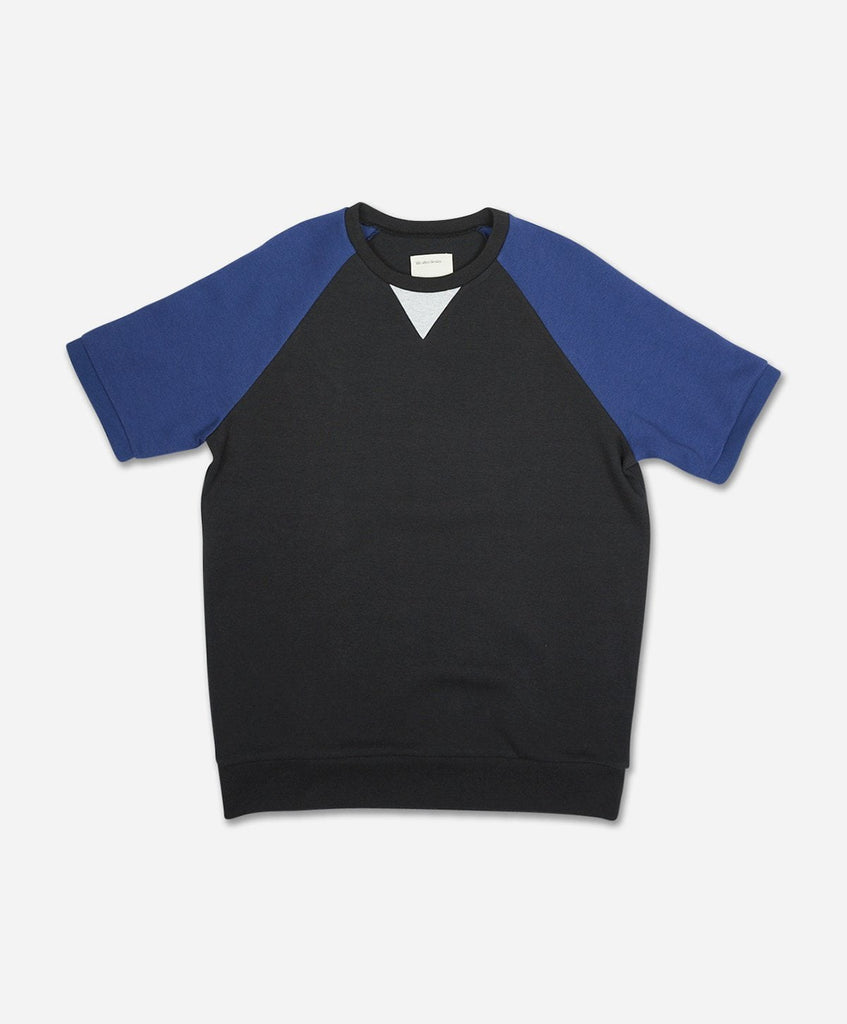 Scuba Short Sleeve Crew - Black