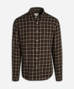 Sherbrooke Shirt - Heather Black
