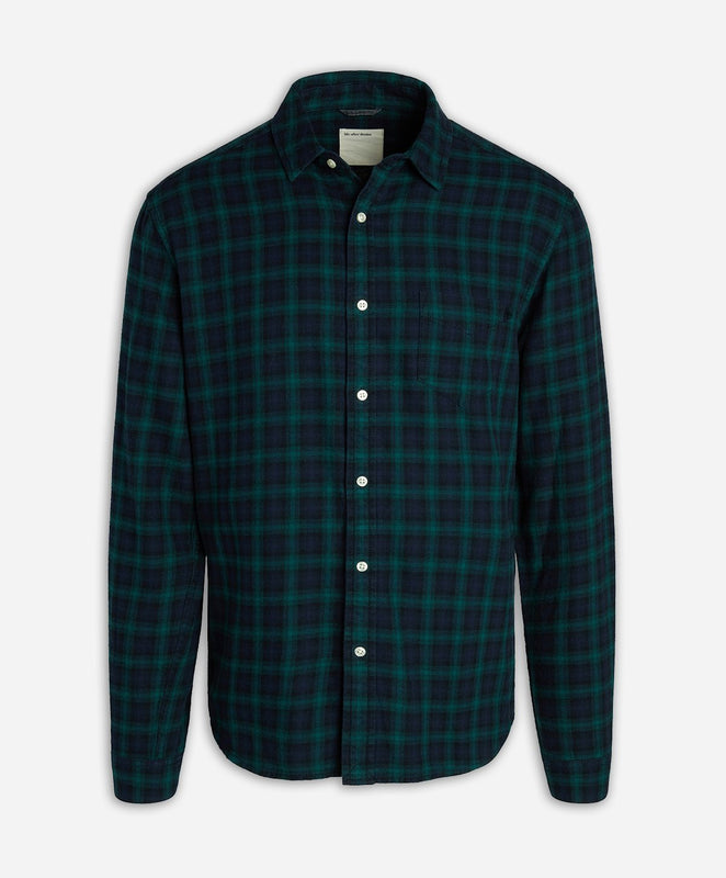 Sherbrooke Shirt - Royal Navy