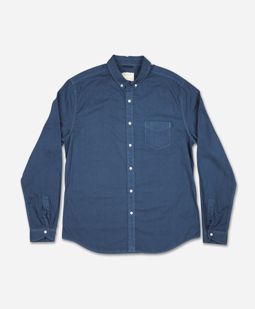 Silverlake Shirt - Dark Blue