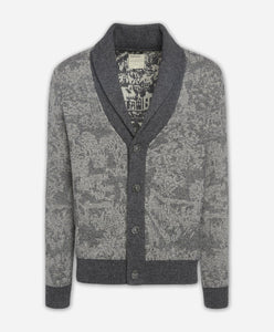 Somerset Cardigan Sweater - Heather Charcoal
