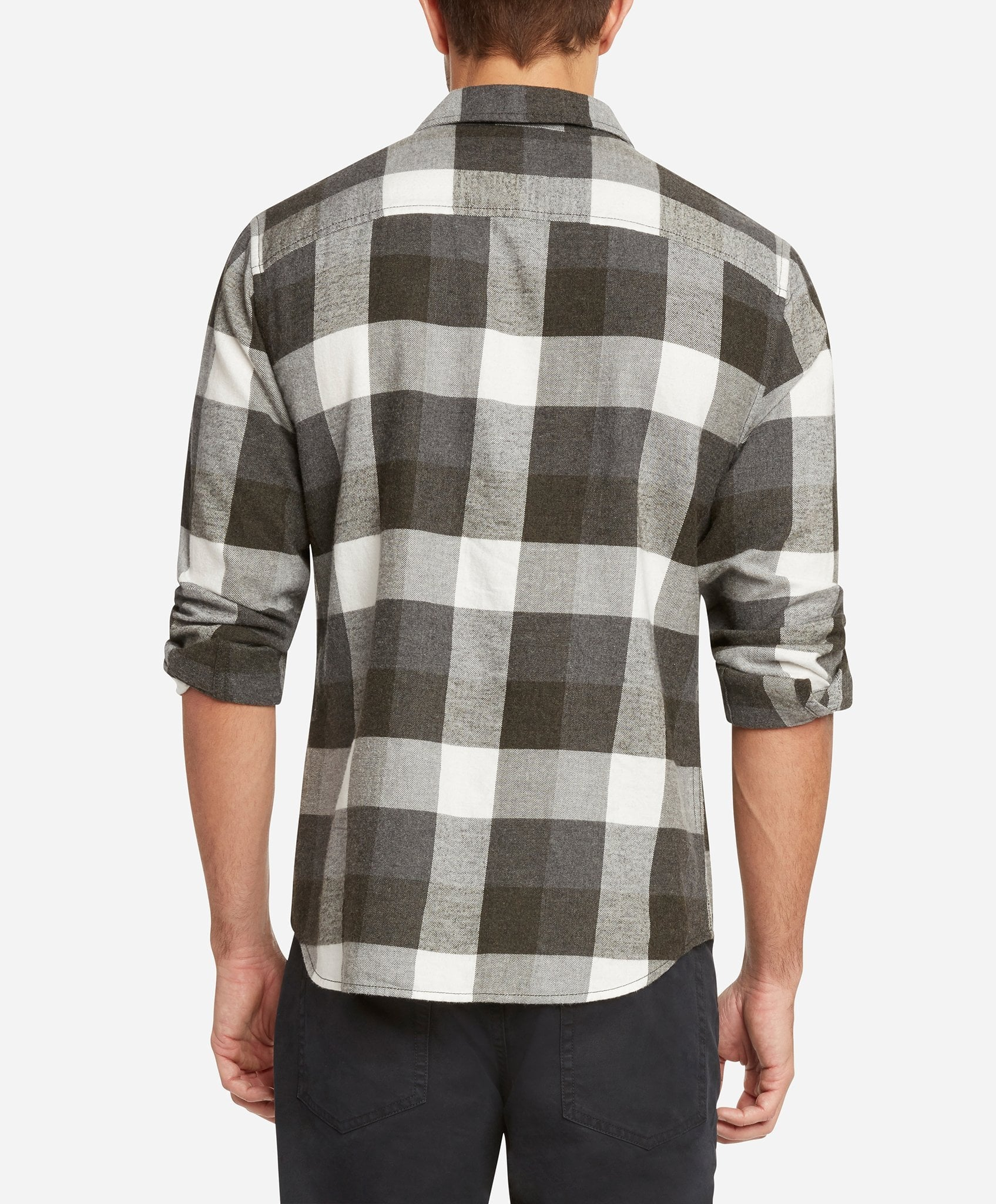 Sparrow Shirt - Heather Charcoal