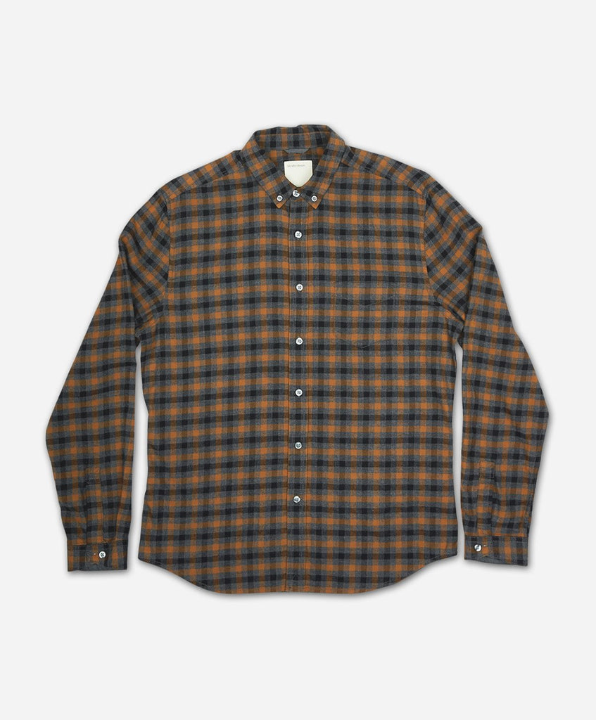 Tech Shirt - Chestnut