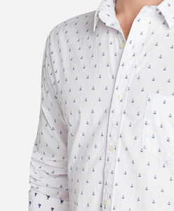 Tepee Shirt - White