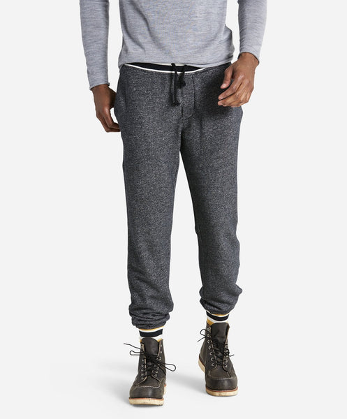 University Sweatpant - Black