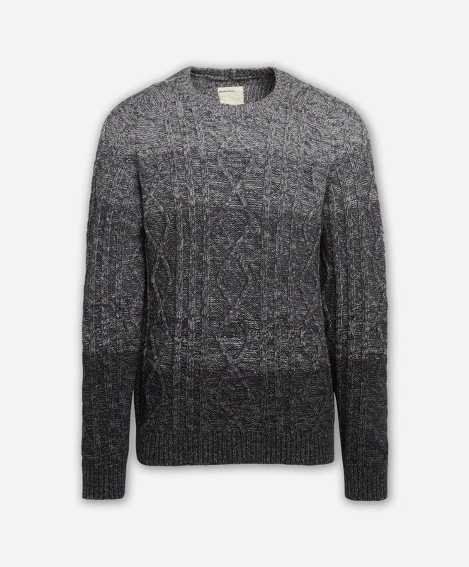 Voyager Crew Sweater - Heather Grey