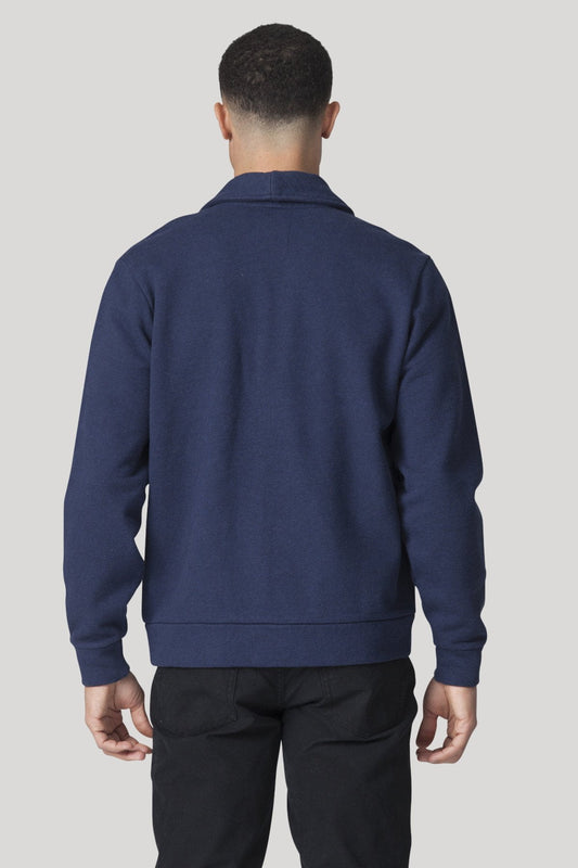 Waterloo Cardigan - Navy
