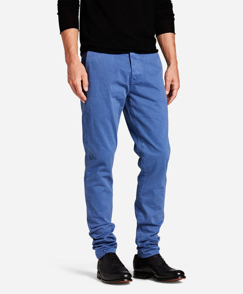 Weekend Chino - Dresden Blue